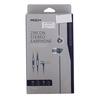 Tai nghe Rock Zicon stereo Earphone – Đen