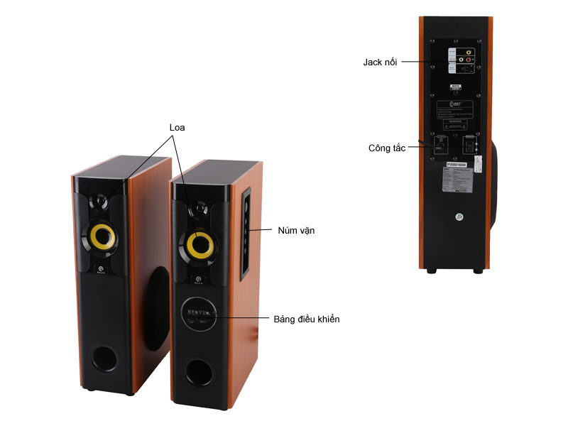 Loa bluetooth ISound SP250B